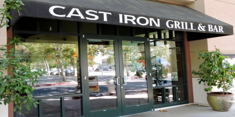 Cast Iron Grill and Bar