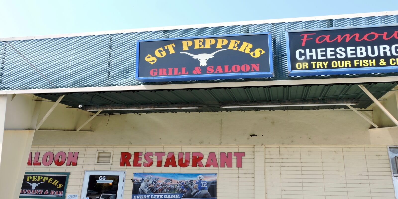Image of Sgt Peppers Grill & Saloon